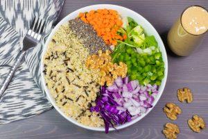 Photo of the Big Ass Salad 2