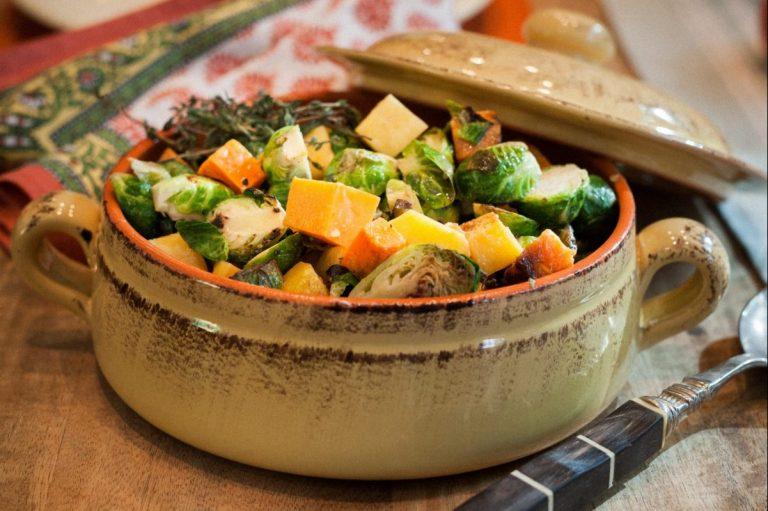 Porq Plant Salad