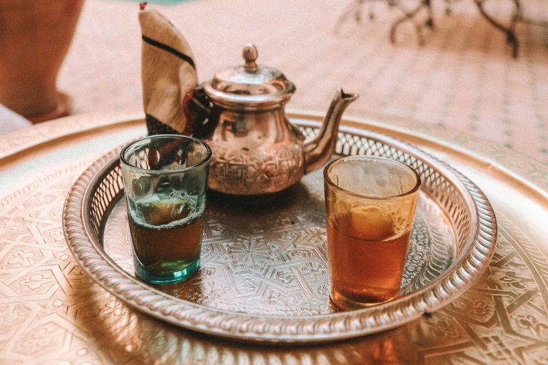 Herbal Tea and Fasting