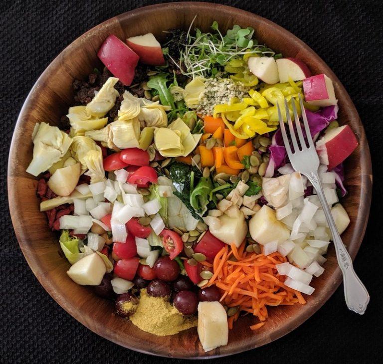 OhhMad Salad