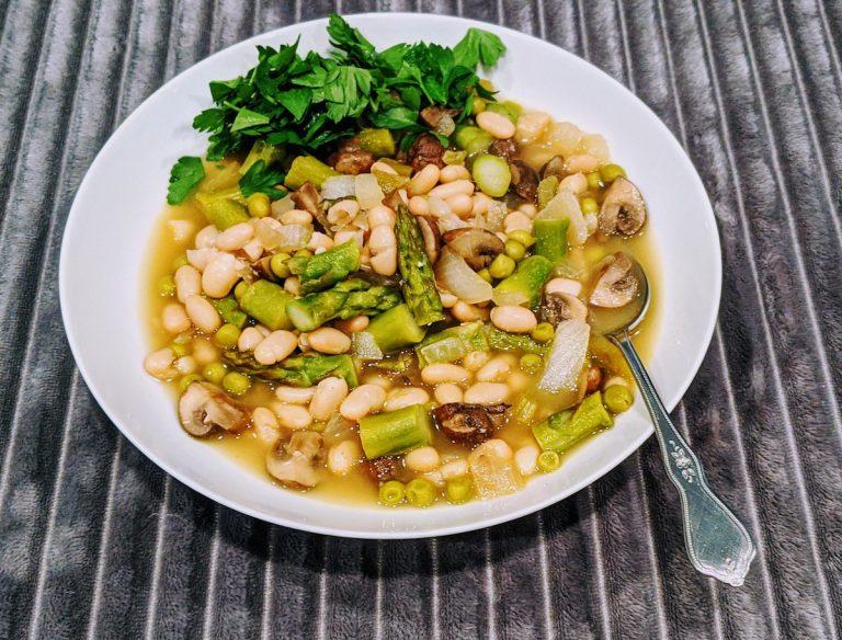 Asparagus Pee Soup