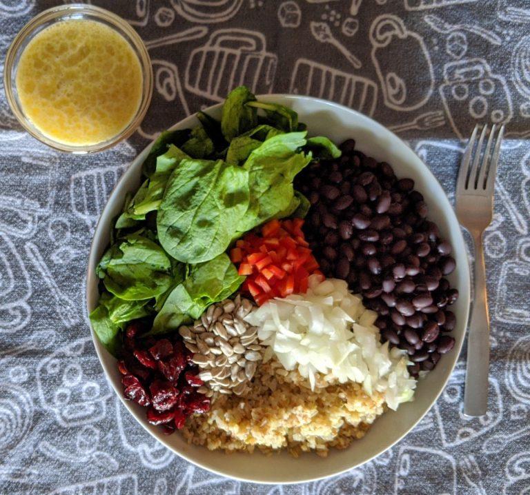 Kerfuffle Salad