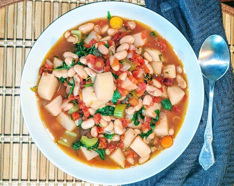 My Staroni Soup